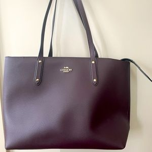 Coach City Zip Tote Bag with Dust Bag